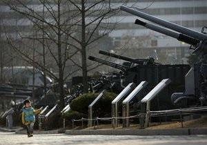Южная Корея проведет крупнейшие в истории страны учения на границе с КНДР