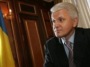 Рада избрала спикером Литвина