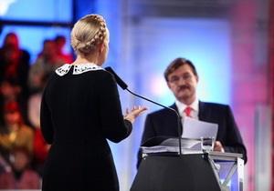 Оппозиция снова просит Киселева пригласить Тимошенко на Интер