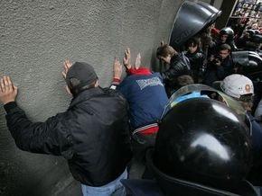 Задержаны расхитители музейных ценностей. Покупатели - чиновники из Киева