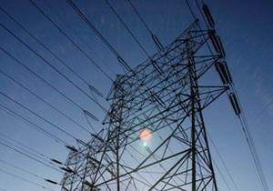 Украина в 2010 году увеличила производство электроэнергии почти на 9%