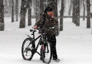 Погода в Украине: В Украине ожидаются сильные порывы ветра и метел