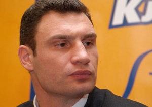 Reflex: Заменит ли боксер Кличко Юлию Тимошенко в стане оппозиции?