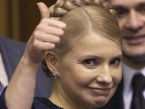 СБУ не подтвердила информацию о госизмене Тимошенко