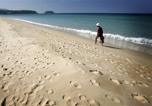 Жительница Германии собрала коллекцию песка со всего мира