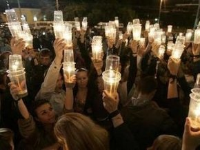 В Москве и Цхинвали зажгли свечи в память о погибших в пятидневной войне