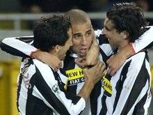 Серия А: Фиорентина не оставила шансов Кальяри