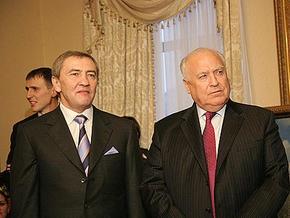 Черномырдин пообещал Черновецкому, что его теперь будут знать и в Москве