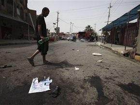 Теракт в Багдаде: погибли три солдата армии США и 12 мирных жителей