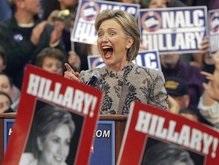 Праймериз в Нью-Гемпшире: Клинтон победила Обаму