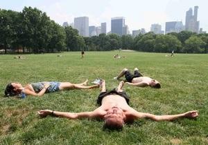 Ученые признали прошлый год самым жарким в истории