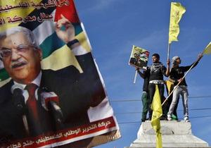 Аббас не исключает роспуска ПНА в случае провала переговоров с Израилем