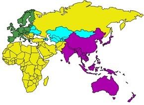 ЗАТ «Крафт Фудз Україна» стає регіональним центром для 12 країн