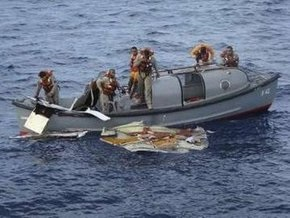 Множество тел пассажиров А-330  обнаружено в Атлантике