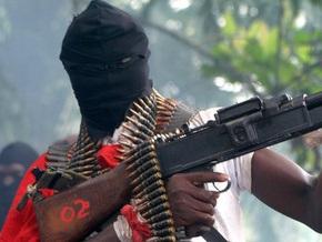 Нигерийские боевики захватили украинского моряка