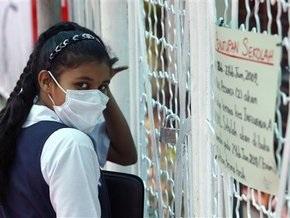 Число стран, где зарегистрирован грипп А/H1N1, достигло 100