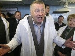 На Жириновского подали в суд