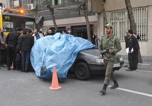 Иран обвиняет Израиль в гибели ученого-ядерщика