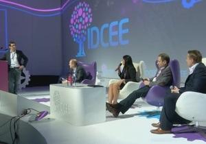 В Киеве стартовала крупнейшая в СНГ стартап-конференция