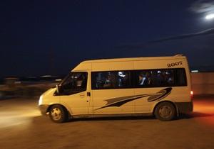 В Турции попал в ДТП микроавтобус с туристами из Челябинска
