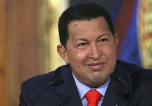 В Украину едет Уго Чавес
