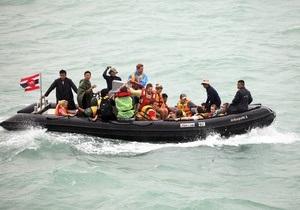 В Таиланде украинские туристы, отрезанные от внешнего мира, просят о помощи