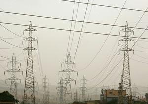 С начала года Украина увеличила экспорт электроэнергии на 55,9%
