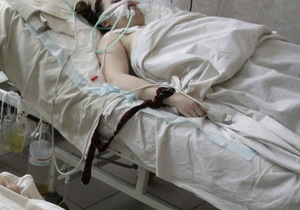 Жительница Тернополя выжила после падения с восьмого этажа
