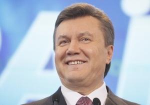 В понедельник Янукович и Обама встретятся в Вашингтоне