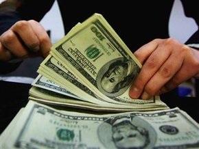 Валютные банковские вклады населения уменьшились на $623,3 млн