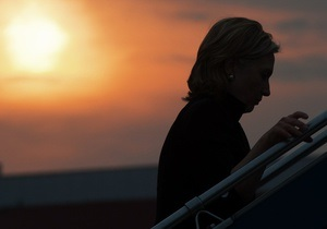 Хиллари Клинтон сегодня посетит Израиль, Египет и столицу ПНА