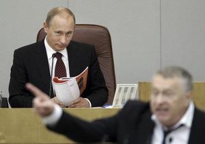 Таджикистан выразил России протест в связи с высказываниями Жириновского и Онищенко