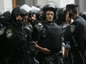 В Киеве бастующие студенты заблокировали институт