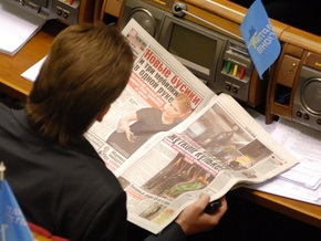 60% украинцев выступили за цензуру СМИ - опрос