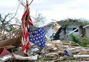 В американском штате Канзас торнадо разрушил 200 домов