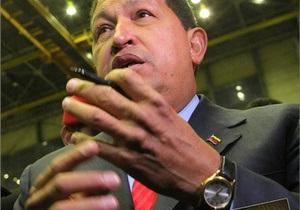 На Чавесе замечены часы стоимостью $25