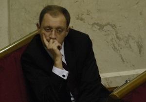 Рада отклонила законопроект Яценюка о создании антикоррупционного комитета