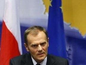 Туск: Польша вступит в зону евро в конце 2011 года