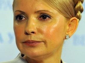 Партия регионов назвала заявление Тимошенко о терроризме истеричным запугиванием