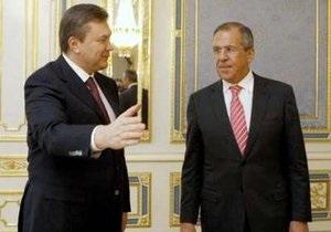 Янукович и Лавров выступят в Страсбурге перед депутатами ПАСЕ