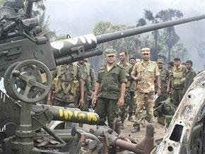 Армия Шри-Ланки ликвидировала сына лидера Тамильских тигров