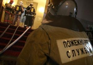 В центре Киева рухнул лифт: пострадала женщина