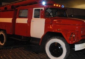 Заигравшись, трое детей сожгли автобус в Полтавской области - новости полтавы - сгорел автобус