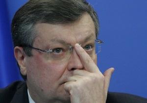 УП: Грищенко убежден, что процесс над Тимошенко не помешает подписать Соглашение об ассоциации с ЕС