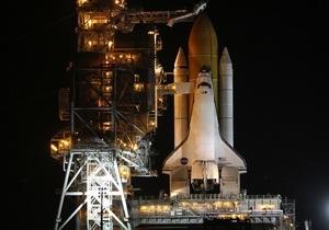 NASA планирует запустить шаттл Discovery сегодня вечером