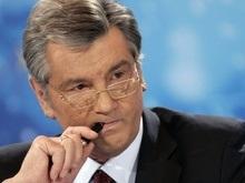 Ющенко не знает, когда встречаться с нардепами