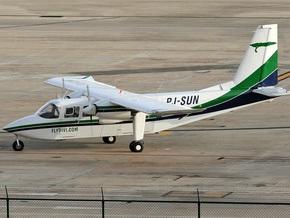 В Карибском море  потерпел крушение самолет с девятью пассажирами на борту