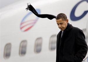 Обама о попытке теракта на борту на самолета: В конечном итоге, это моя ответственность