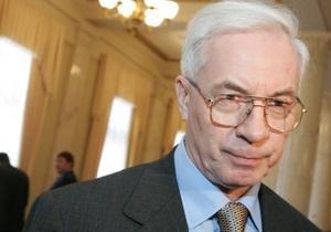 Азаров уверяет, что в 2011 году в Украине жить станет лучше