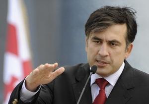 Мы что, негры что ли? В Грузии разгорелся скандал из-за высказываний Саакашвили